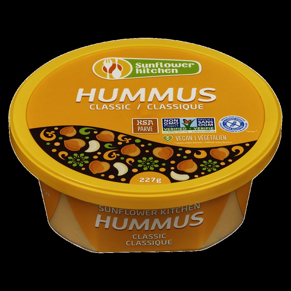 Sunflower Kitchen Classic Hummus