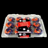 Two Bite Halloween Chocolate Cupcake