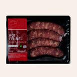 Longos Signature Hot Fennel Pork Sausages