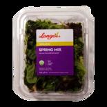 Longos Organic Spring Mix