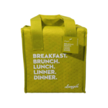 Bring Your Own Bag Lunch Bag Green
