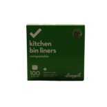 Longos Essentials Small Kitchen Compostable Bin Liners