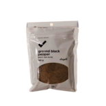 Longos Essentials Ground Black Pepper