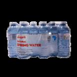 Longos Spring Water, Case