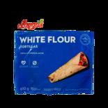 "Longos  White Flour Tortilla 10"""