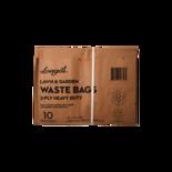 Longos Lawn & Garden Waste Bags Heavy Duty