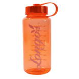 Longos Reusable Plastic Water Bottle, Orange