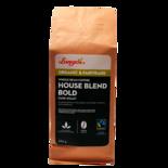 Longos Organic & Fairtrade Whole Bean House Blend Coffee Dark Roast
