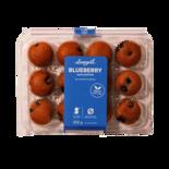 Longos Vegan Blueberry Mini Muffins