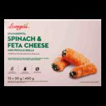 Longos Spanakopita Mini Phyllo Rolls