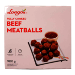 Longos Frozen Beef Meatballs Fully Cooked
