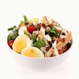 Longos Chicken Cobb Salad