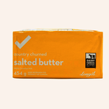 Longos Country Churned Butter Salted
