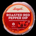 Longos Roasted Red Pepper Dip