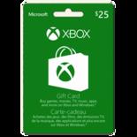 XBOX Gift Card - $25