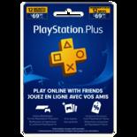 Sony Playstation 1YR Gift Card - 69.99