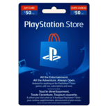 Sony Playstation PS3 Gift Card - $50