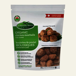 Yorkshire Organic Fully Cooked Chicken Meatballs