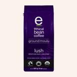 Ethical Bean Organic Ground Coffee Lush Medium Dark Roast