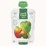 Love Child Organics Apples Spinach Kiwi Broccoli