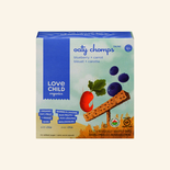 Love Child Organics Oaty Chomps Blueberry plus Carrot