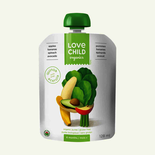 Love Child Organics Apples/Bananas/Spinach/Avocado with Quinoa