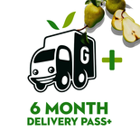 6 Month Delivery Pass Plus