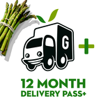 1 Year Delivery Pass Plus