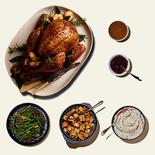 Traditional Whole Turkey Kit